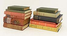 Books: A collection of 12 books to include; '' Bones for the