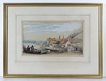 Sarah Parker mid XIX Watercolour and gouache '