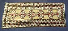 Carpet / Rug - Sarab woollen runner in geometric