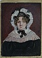Early- mid XIX Portrait Miniature Miniature on