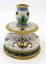 An Italian faience Ginori/Maiolica (possibly by