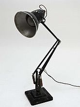 Vintage Industrial Retro : a British George Carwardine (1887-1948)  designed Anglepoise Lamp ( Task Lamp circa 1932 )by