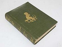 Book: Peter Pan by J.M. Barrie. With 24 Illustrations by Arthur Rackham. Published by Hodder and Stoughton, London. No d