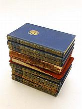 Books: A collection of 12 Rudyard Kipling books. Titles include; The Jungle Book, Just So Stories, Rewards and Fairies,
