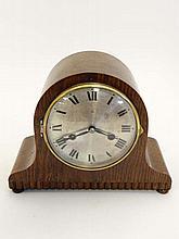 Smaller Napoleon Hat Mantle clock : an 8 1/8