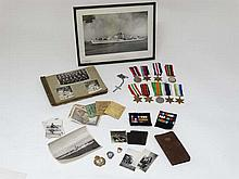 Militaria : FX ( Fleet Air Arm ) 735678 P C Leal CAF ( Canadian Armed Forces  )  HMS Osprey : A collection of naval