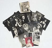 Film and Theatre Studio Portraits : Rimis Ltd 369 Edgeware Road, London W.2 Studio Portraits, Theatr