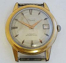 Festina : a gentleman's Automatic gold plated wrist watch with a 17 jewel movement, cal F 692 , with