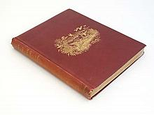 Book: '' A Year of Sport and Natural History '' 1895, first edition, edited