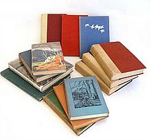 Books: A collection of books by ' BB ' to include many first editions, '' T