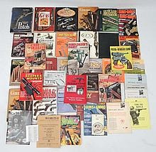 Books: A Large quantity of sporting books and magazines. To Include: 3 copi