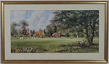 Cricket: After Terry Harrison (1947) A signed