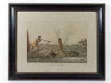 After Henry Alken (1785-1851), a hand coloured