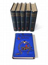 Books: R S Surtess Jorrocks Edition 6 Vols