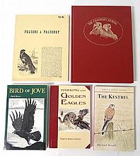 Books: The Falconer's Journal published 1996,