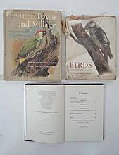 Books: Birds of Field and Forest illustrated by E