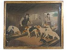 Dogs: William Ward (1766-1826) after Henry Bernard