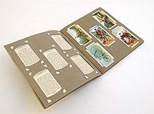 Cycling: Picture card album, a collection of
