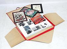 Folio :  An assortment of various mediums of art c