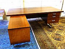 *Vintage Retro :   A British Rosewood? Desk in the
