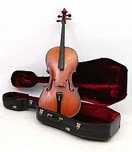 Musical Instruments : Cello , bearing label within