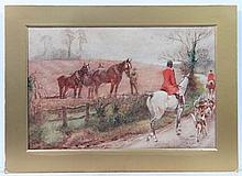 Thomas Ivester Lloyd (1873-1942) Equine