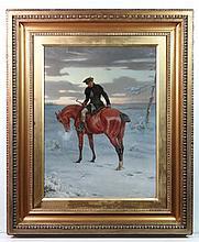 William Holmes Sullivan (1836 - 1908), Oil on