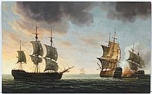 James Hardy XX Marine School, Oil on board, Sea ba