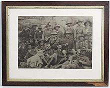 Boer War Memmorabilia : a Francis Hood Fernie Archive monoc