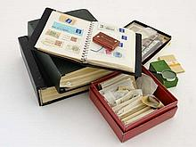 A quantity of assorted stamps, Albums, letters etc, includi