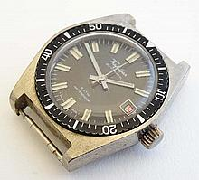 Vintage Retro : An Agon Chromatic Watch Corps Stainless Ste
