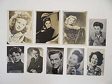 Autographs : a collection of original signed photographs (