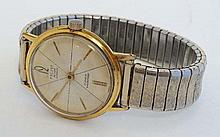 Poljot Wrist Watch : a gold plated Poljot De Luxe Automatic