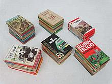 Books: An extensive collection of 79 Ladybird children's books from a range