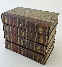 Books: '' Londiniana '' in 4 volumes by Edward Waylake Brayley. 1929. Publi