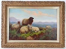 John Shirley Fox (c. 1860-1939) Oil on canvas