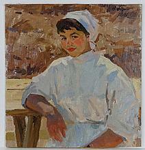 Nikolai Feodorovitch Bortnikov (1916-1997),