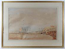 John Christian Schetky (1778-1874) Marine School
