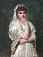 Attilio Baccani (1844-1889), Italian school, Oil