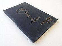 Book: A limited edition '' The Land of Souls and Other Poems '' by Thomas W