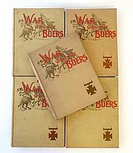 Books: '' War with the Boers; An Account of the Past and Present Troubles w