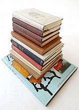 Books: A collection of 11 books and exhibition catalogues on furniture, to