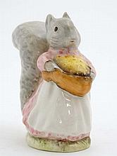 A Beswick '' Beatrix Potter '' model formed as '' Goody Tiptoes '' , 1961-1