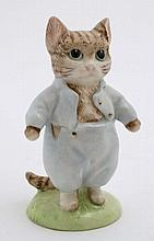 A Beswick '' Beatrix Potter '' model formed as '' Tom Kitten '' , c1997-199