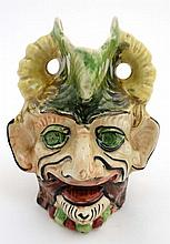 An unusual late 19thC Thomas Forester and Sons Ltd two handled grotesque /