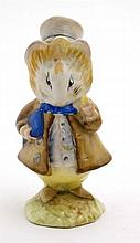 A Beswick '' Beatrix Potter '' model formed as '' Amiable Guinea Pig '' , 1