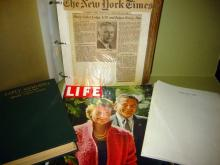 Lot of Henry Cabot Lodge Memorabilia
