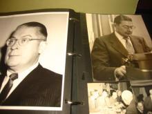 Photo Album of Vincent O'Brien Press Secretary