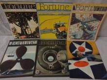 Vintage Fortune Magazine Covers
