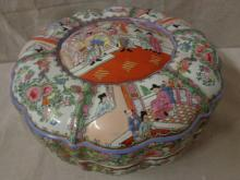 Large Chinese Porcelain Box
